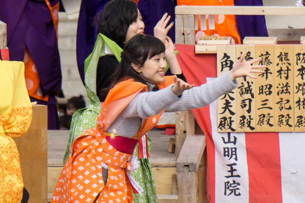 成田山不動尊 節分祭-36