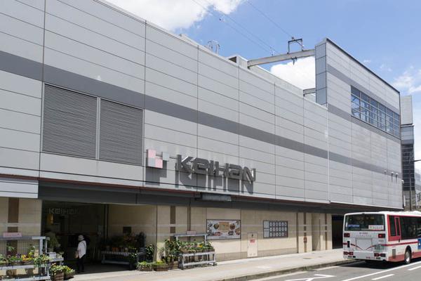 京阪百貨店ひらかた店に洋菓子店「ヨックモック」とカステラ店「福砂屋」ができるみたい。7月14日オープン