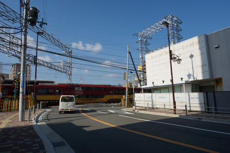 京阪ザ・ストア牧野店解体131105-42