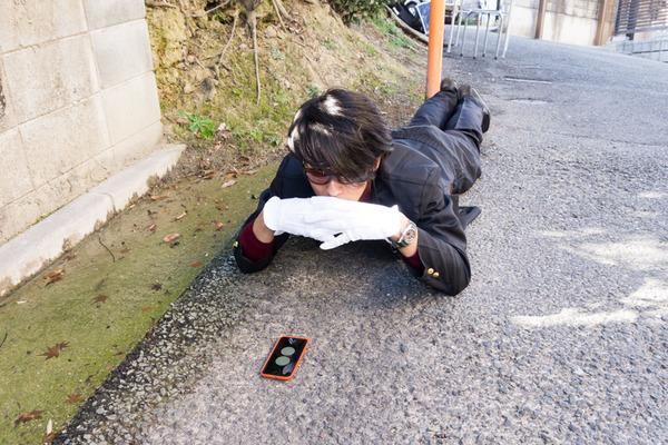 坂道ダッシュ-17011775