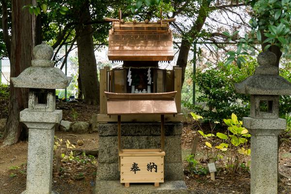 御殿山神社-15122503