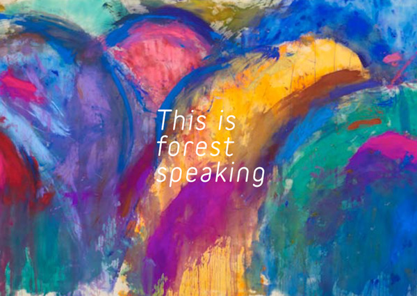 This is forest speaking~もしもし、こちら森です~