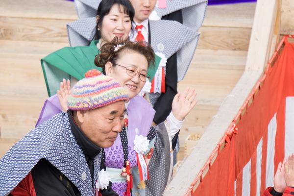成田山不動尊 節分祭-28