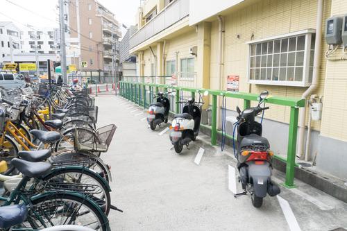 駐輪場-15041503