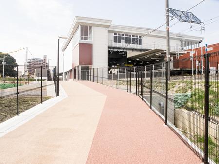 新長尾駅-14032932