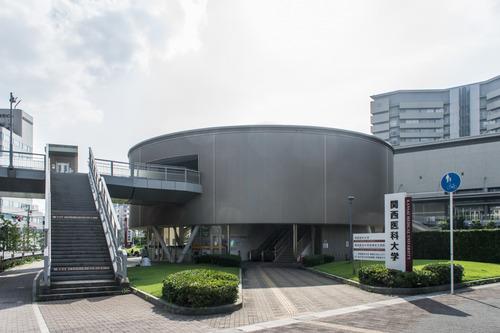 枚方市駅ロータリー-1408174
