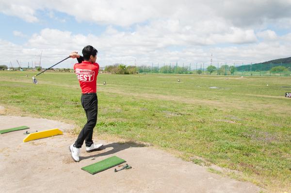 ゴルフ-96