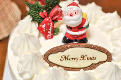 クリスマスケーキ-1