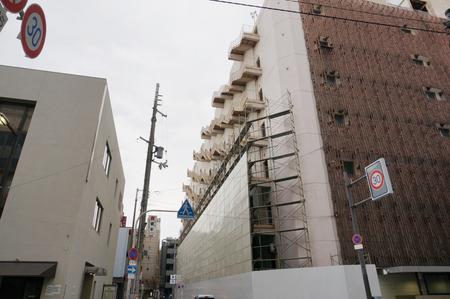 近鉄百貨店枚方店解体131208-03