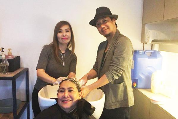 本日19時からTV放映!トリートメント1回100万円の美容師さんは世界のVIPの髪をケアするスゴイ人だった【ひらつー広告】