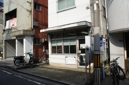 御殿山駅前交番DSC08414