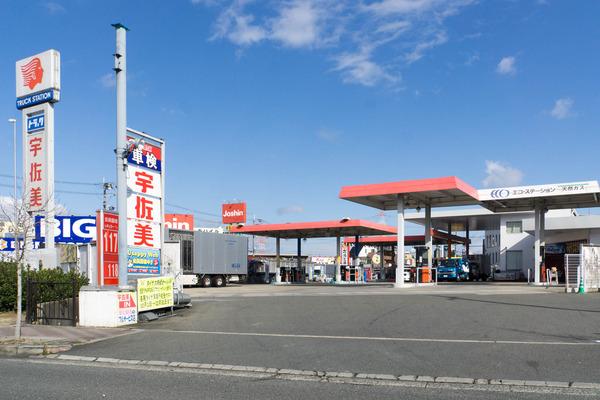 ガソリンスタンド-1612065