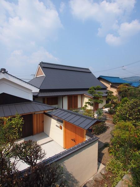 星田の家ー築100年以上の古民家のリノベーションー
