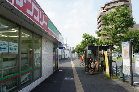 御殿山駅前交番DSC08387