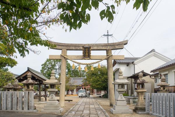百済王神社-1910119