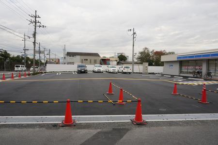 ローソン枚方春日西町一丁目店131112-03
