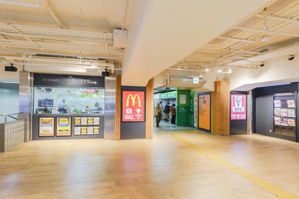大阪・枚方市のコワーキングスペース ビィーゴまでの行き方 京阪枚方市駅のFMひらかたスタジオとゆうちょ銀行ATM