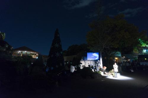 光の遊園地点灯式-5
