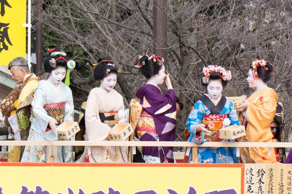 成田山不動尊 節分祭-42