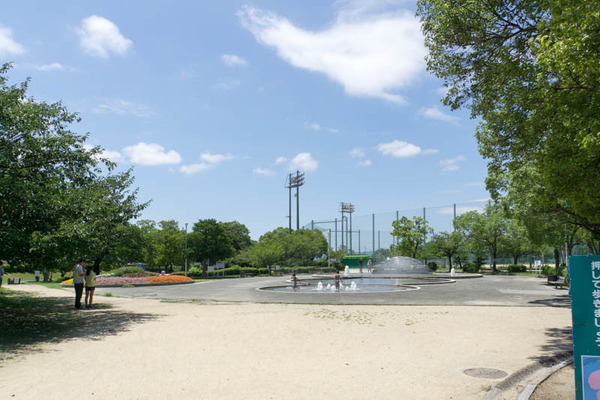 中の池公園-1707261