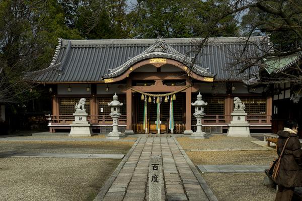 百済王神社-15122405