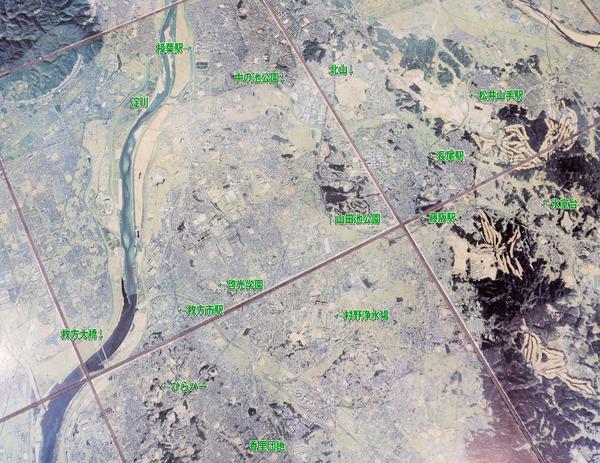 衛星写真2