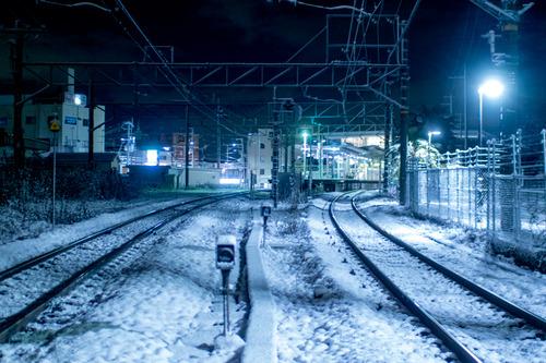 雪の正月-51