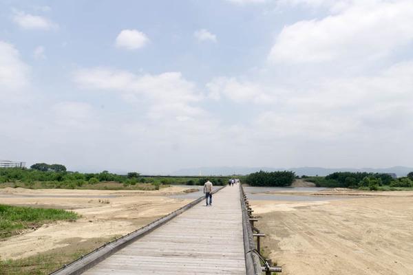 流れ橋-1806094