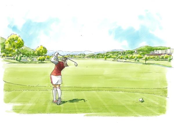 ⑤ー①くずはゴルフリンクス