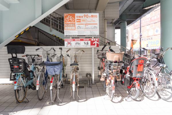 枚方市駅駐輪場-1610173