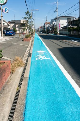 自転車道-14102911