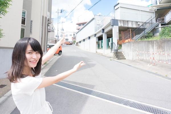 長尾坂道-4