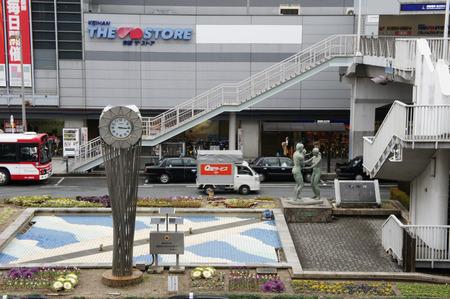 枚方市駅130122-03