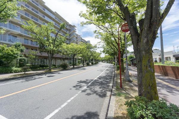 UR香里ケ丘団地周辺環境-14