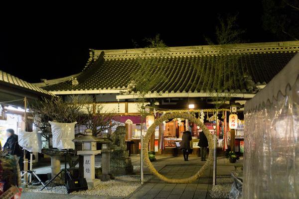 片埜神社夜-1901097