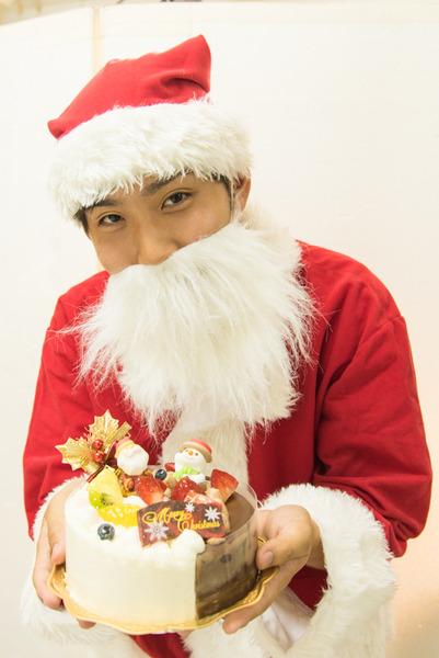 クリスマスケーキ-10