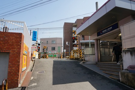 光善寺駅130319