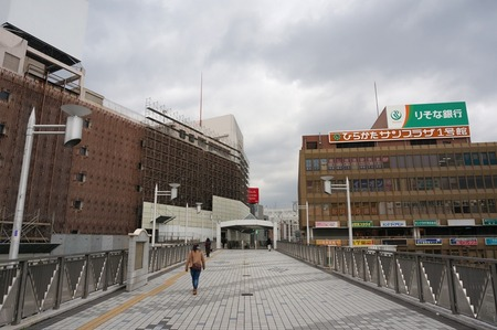 枚方市駅ATM131227-06