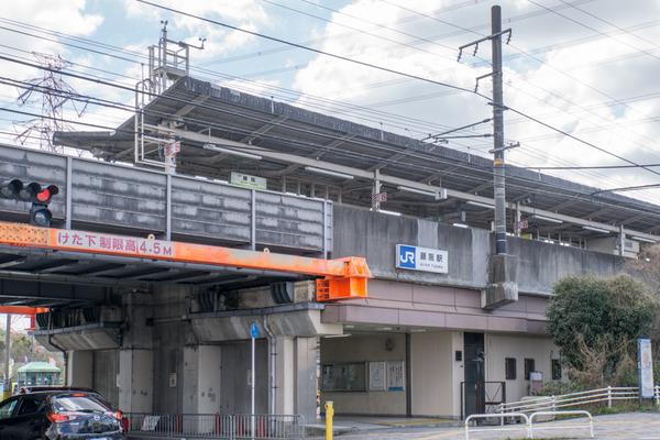 藤阪駅-16031501