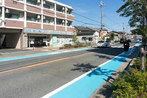自転車道-14102913