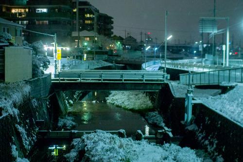 雪の正月-10