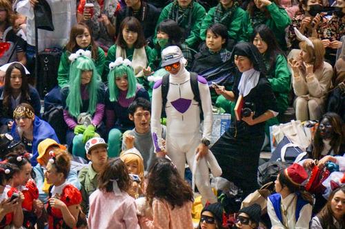 関西外大ハロウィン-19