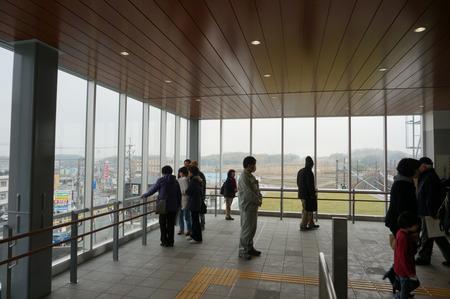 長尾駅内覧会130202-21