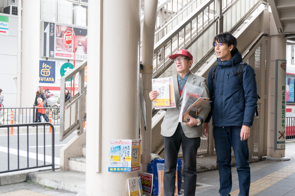 枚方市駅ビッグイシュー-7