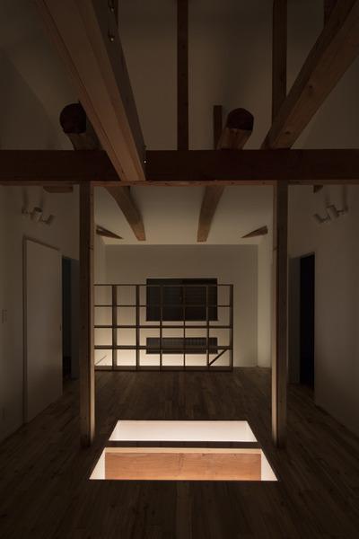 F-renovation−2部屋リビングのある家−