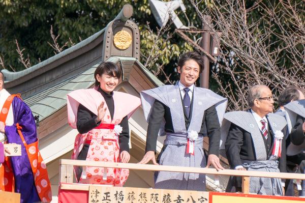 成田山節分祭-32