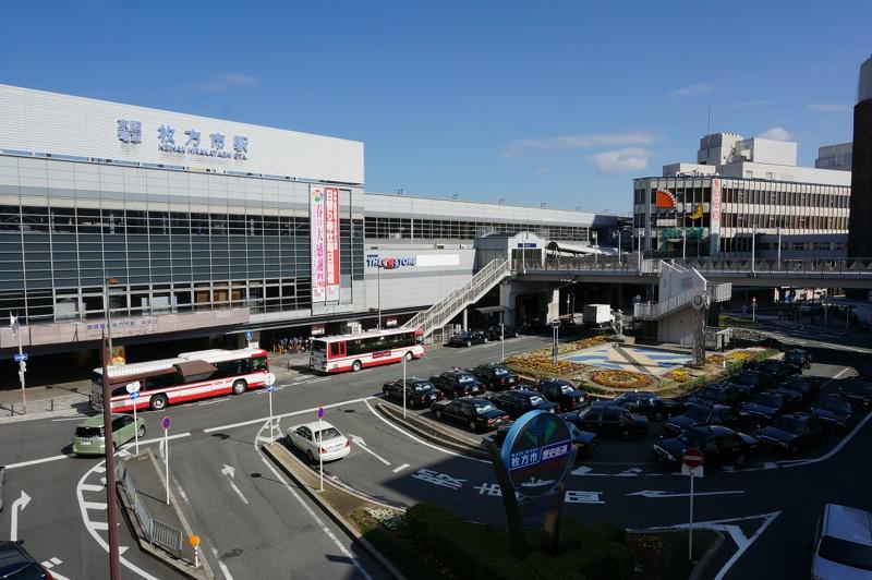 枚方市駅130408