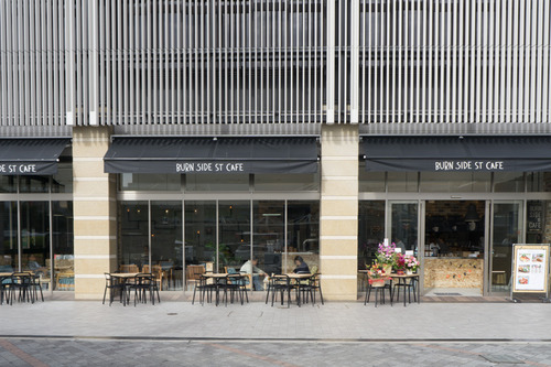 バーンサイドストリートカフェ-15101506