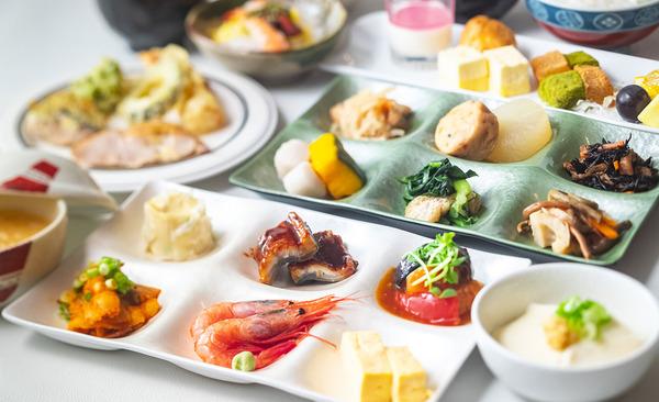 ニューコマンダーホテル1F 日本料理「猩々」