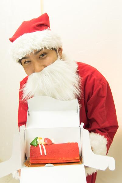 クリスマスケーキ-11